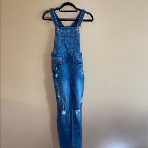 H&M jean overalls